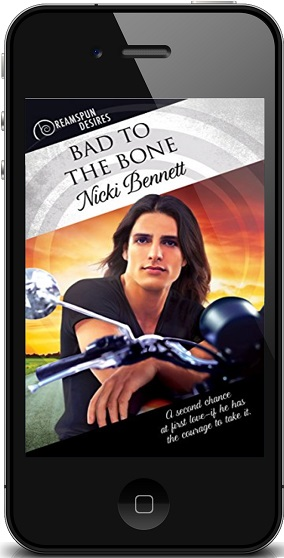 Bad to the Bone by Nicki Bennet ~ Audio Review