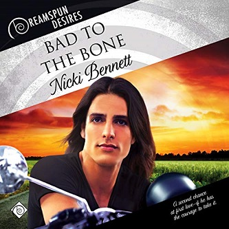 Nicki Bennett - Bad to the Bone Audio Cover 76svm