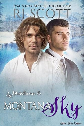 R.J. Scott - Montana Sky Cover 983hne