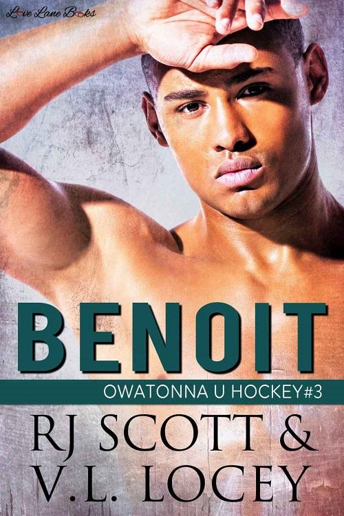 R.J. Scott & V.L. Locey - Benoit Cover 784h4n