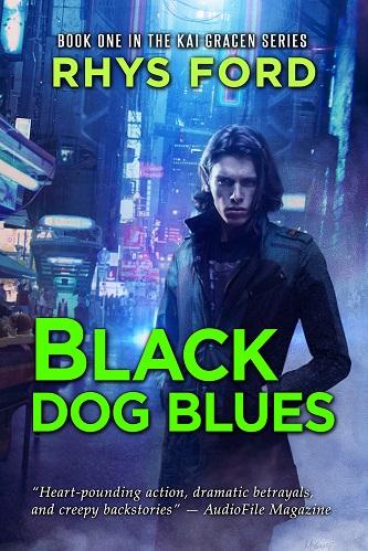 Rhys Ford - Black Dog Blues Cover 6tr45u
