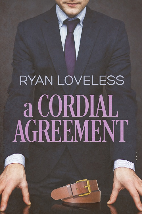 Ryan Loveless - A Cordial Agreement Cover 294b4