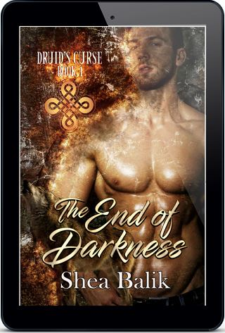 The End of Darkness by Shea Balik