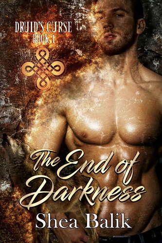 Shea Balik - The End Of Darkness Cover 475yhn