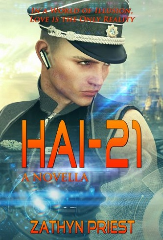 Zathyn Priest - HAI- 21 Cover 983gln