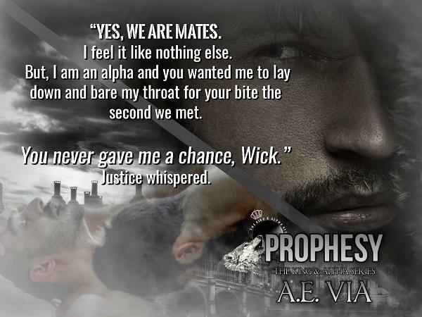 A.E. Via - PROPHESY Teaser 5 s