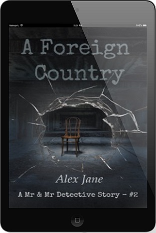 A Foreign Country by Alex Jane Release Blast & Giveaway!