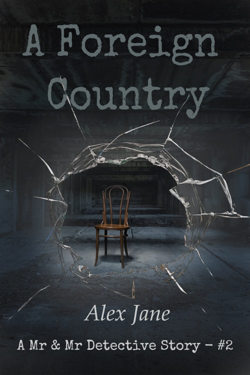 Alex Jane - A Foreign Country Cover 3464gbx
