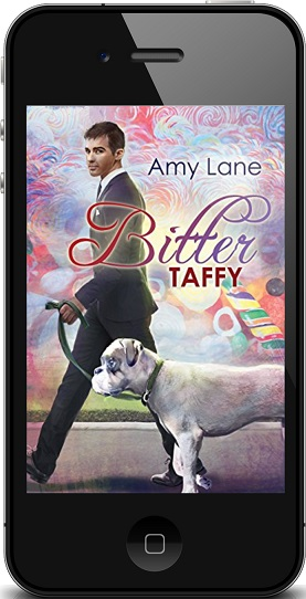 Bitter Taffy by Amy Lane ~ Audio Review