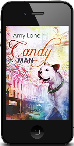 Candy Man by Amy Lane ~ Audio Review