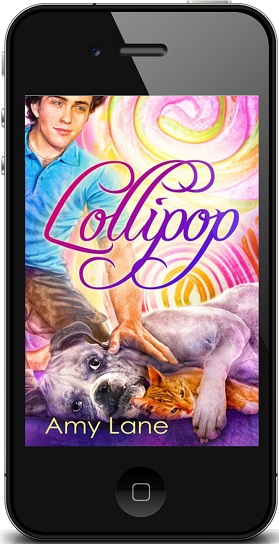 Lollipop by Amy Lane ~ Audio Review