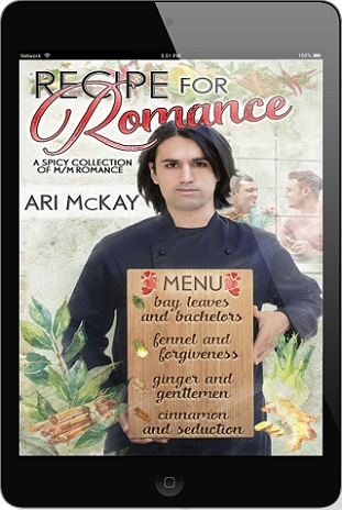 Recipe For Romance by Ari McKay Blog Tour & Giveaway!
