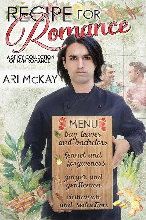 Ari McKay - Recipe For Romance Cover 383hrb