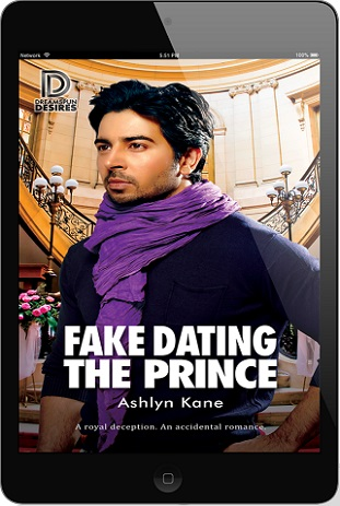 Fake Dating the Prince by Ashlynn Kane
