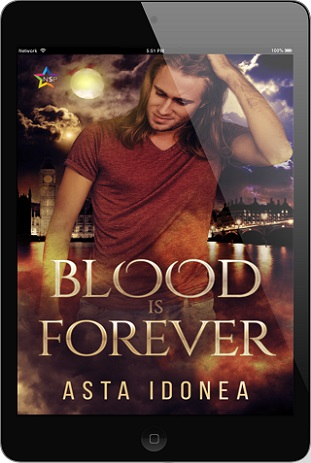 Blood Is Forever by Asta Idonea Release Blast, Excerpt & Giveaway!