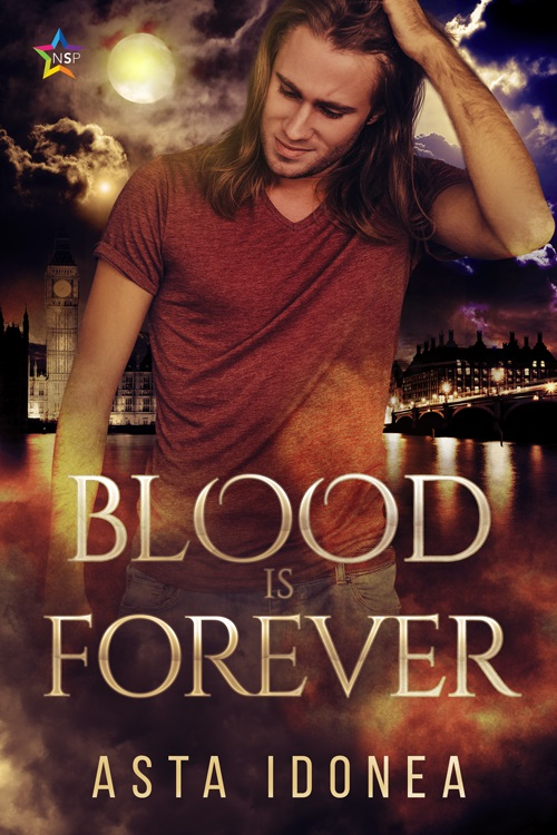 Asta Idonea - Blood Is Forever Cover 23874y