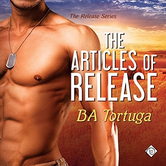 B.A. Tortuga - The Articles of Release Audio Cover 473hag