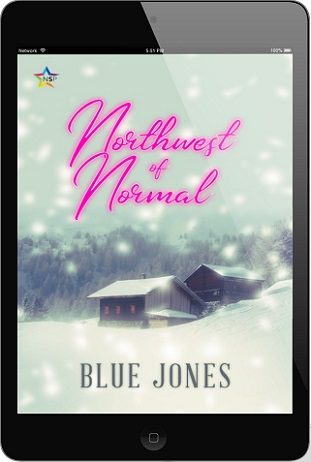 Northwest of Normal by Blue Jones Release Blast, Excerpt & Giveaway!