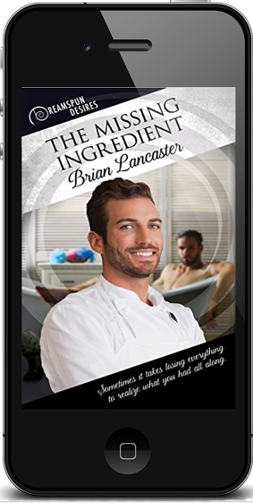 Brian Lancaster - The Missing Ingredient 3d Audio Cover 932fvg