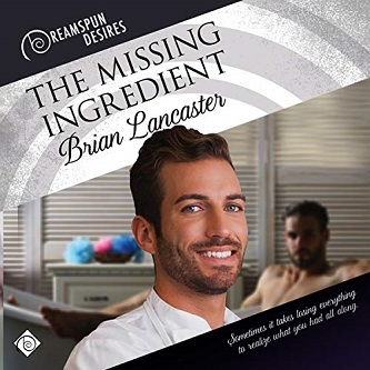 Brian Lancaster - The Missing Ingredient Audio Cover 09239g3bn