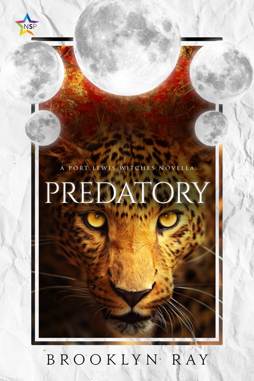 Brooklyn Ray - Predatory Cover 372jma