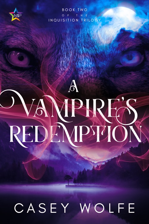 Casey Wolfe - A Vampire's Redemption Cover 4398702h