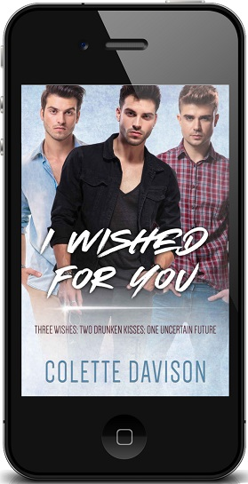 I Wish for You by Colette Davison ~ Audio Review