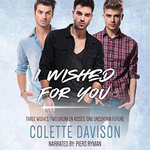 Colette Davison - I Wished for You Audible Cover 23487map