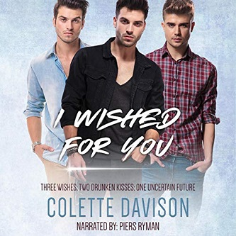 Colette Davison - I Wished for You Audible Cover s 38jn3c