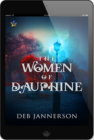 Deb Jannerson - The Women of Dauphine 3d Cover 45dcx