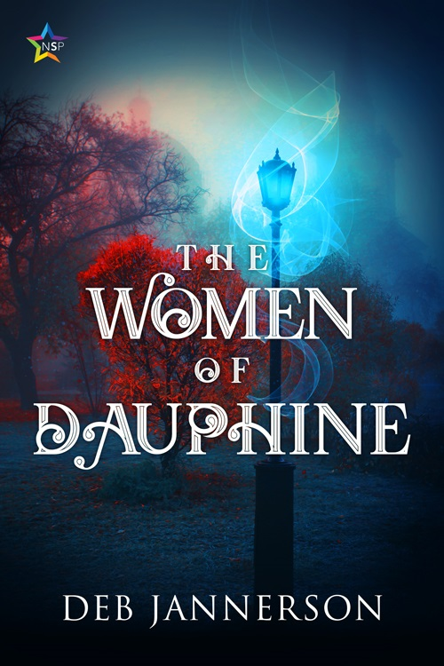 Deb Jannerson - The Women of Dauphine Cover 87234yt