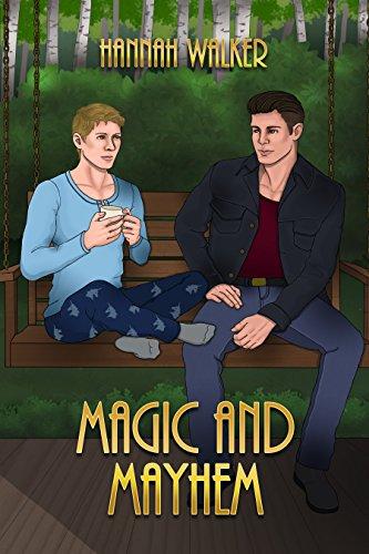 Hannah Walker - Magic & Mayhem Cover 0293h23n