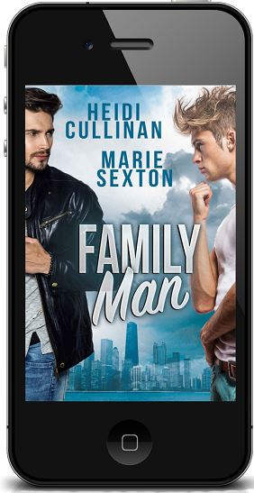 Family Man by Heidi Cullinan and Marie Sexton ~ Audio Review