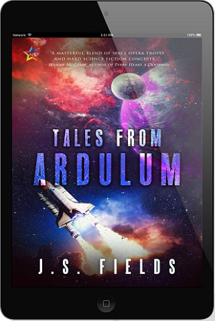 J.S. Fields - Tales from Ardulum 3d Cover 289yt