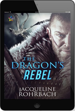 Jacqueline Rohrbach - The Dragon's Rebel 3d Cover 12gce