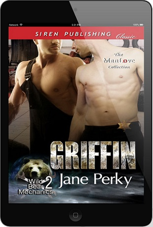 Griffin by Jane Perky