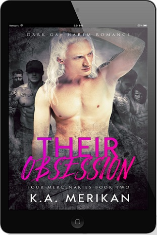 Their Obsession by K.A. Merikan Release Blast & Giveaway!
