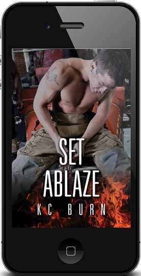 Set Ablaze by K.C. Burn ~ Audio Review