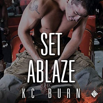 K.C. Burn - Set Ablaze Audio Cover k3o3p