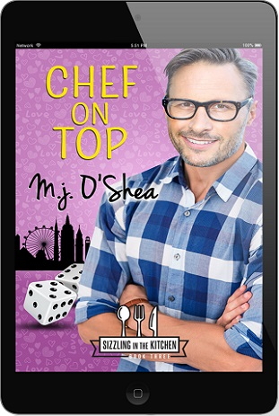 Chef on Top by M.J. O'Shea