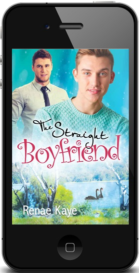 The Straight Boyfriend by Renae Kaye ~ Audio Review