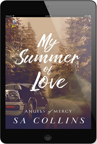 My Summer of Love by S.A. Collins Release Blast, Excerpt & Giveaway!