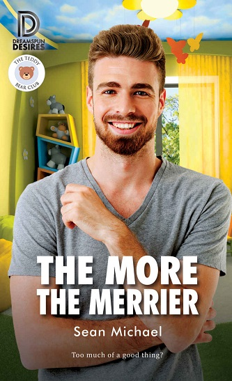 Sean Michael - The More the Merrier Cover sne45i