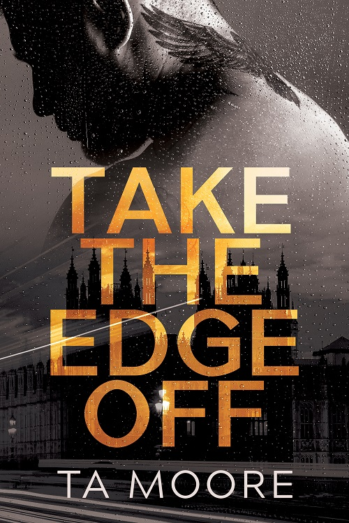 T.A. Moore - Take The Edge Off Cover 2873ft