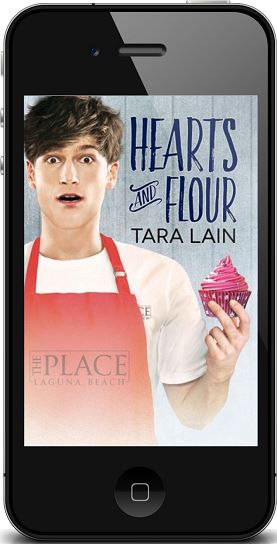 Hearts and Flour by Tara Lain ~ Audio Review