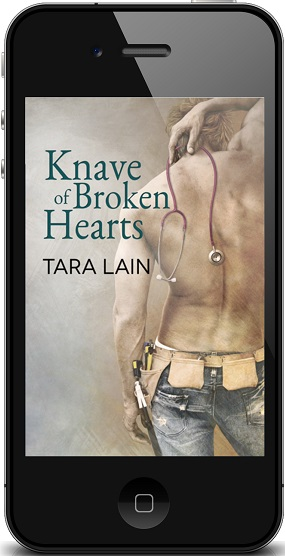 Tara Lain - Knave of Broken Hearts 3d Audio Cover 2347gvc