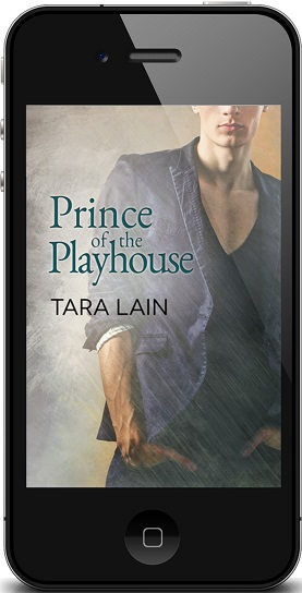 Tara Lain - Prince Of The Playhouse 3d Audio Cover 3483nj