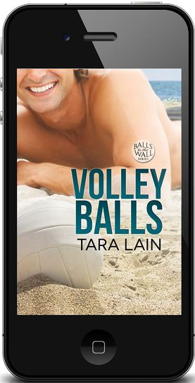 Volley Balls by Tara Lain ~ Audio Review
