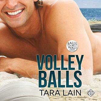 Tara Lain - Volley Balls Audio Cover 46v3gk
