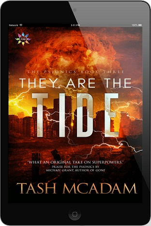 Tash McAdam - They Are the Tide 3d Cover 23847tyl